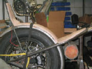 Honda CB750SOHC - Rigid Chopper - DCCB750 BI.17