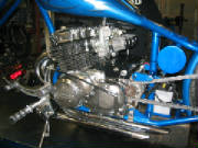 Honda CB750 SOHC - Custom Rigid