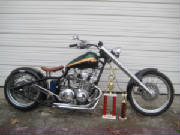 1981 Honda CB750 DOHC Custom Chopper