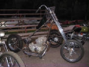 Honda CB750 Custom D Rake Chopper