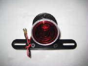 "2"" round Classic tail light"
