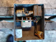 loaded electrical box