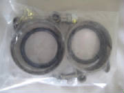 Intake clamp set - Sportster and Big Twin to 1978
