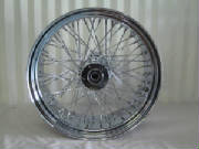 18 x 8.50 60 Spoke rear wheel - billet hub