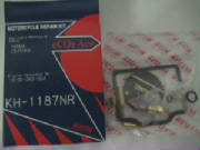 Carb kit for a Honda CB750 F model 1975-1976