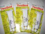 Threebond - 1184 liquid gasket 100 grams - Threebond interchange for 1194 & 1104 - OEM specified, seals in 20 minutes - engine oil - engine coolant - gear oil - differential fluid