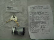ignition switch - 3 position universal key style